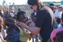 Opération de Téléphonie Humanitaire à Beira