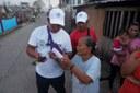 Opération de téléphonie humanitaire à Samar du Nord